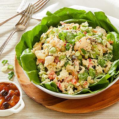 Major Grey's Seafood Salad