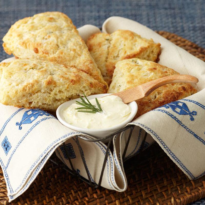 Savory Irish Cheese Scones