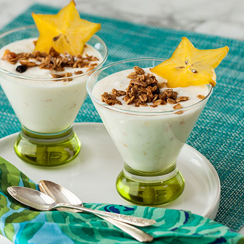 Tropical Yogurt