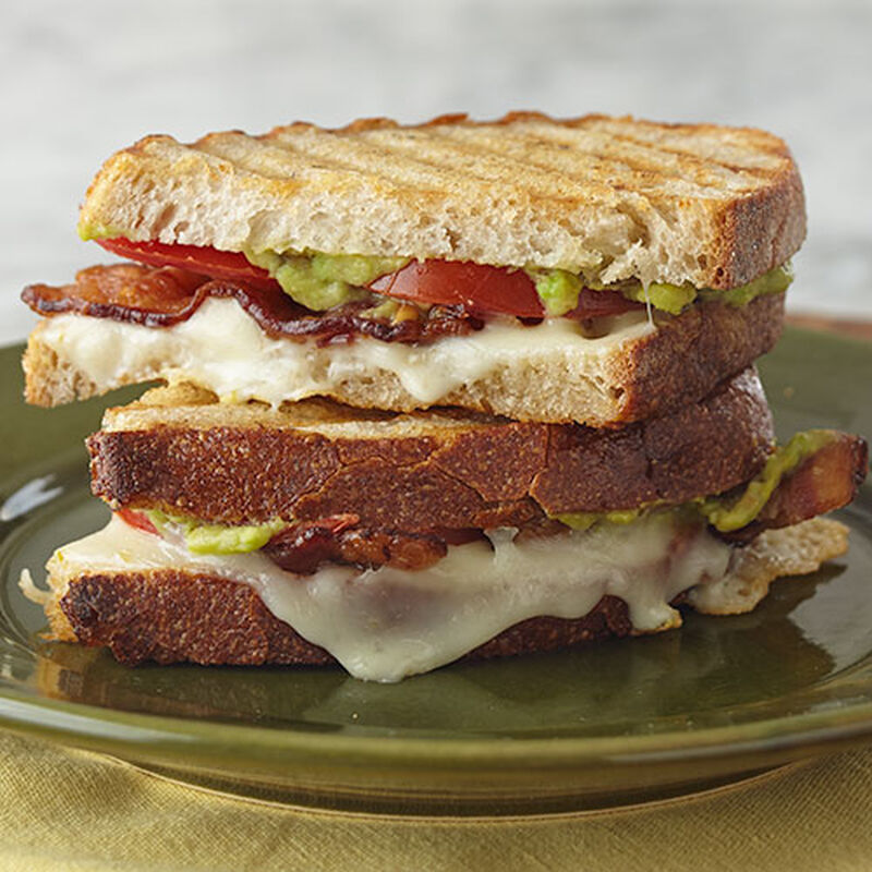 Mexican Grilled Cheese Sandwich
