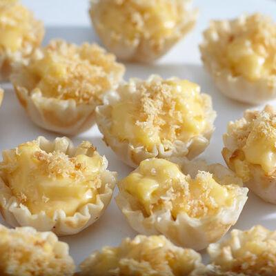 Mini Macaroni & Cheese Appetizer