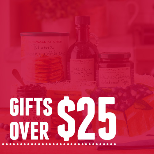 Gifts Over $25