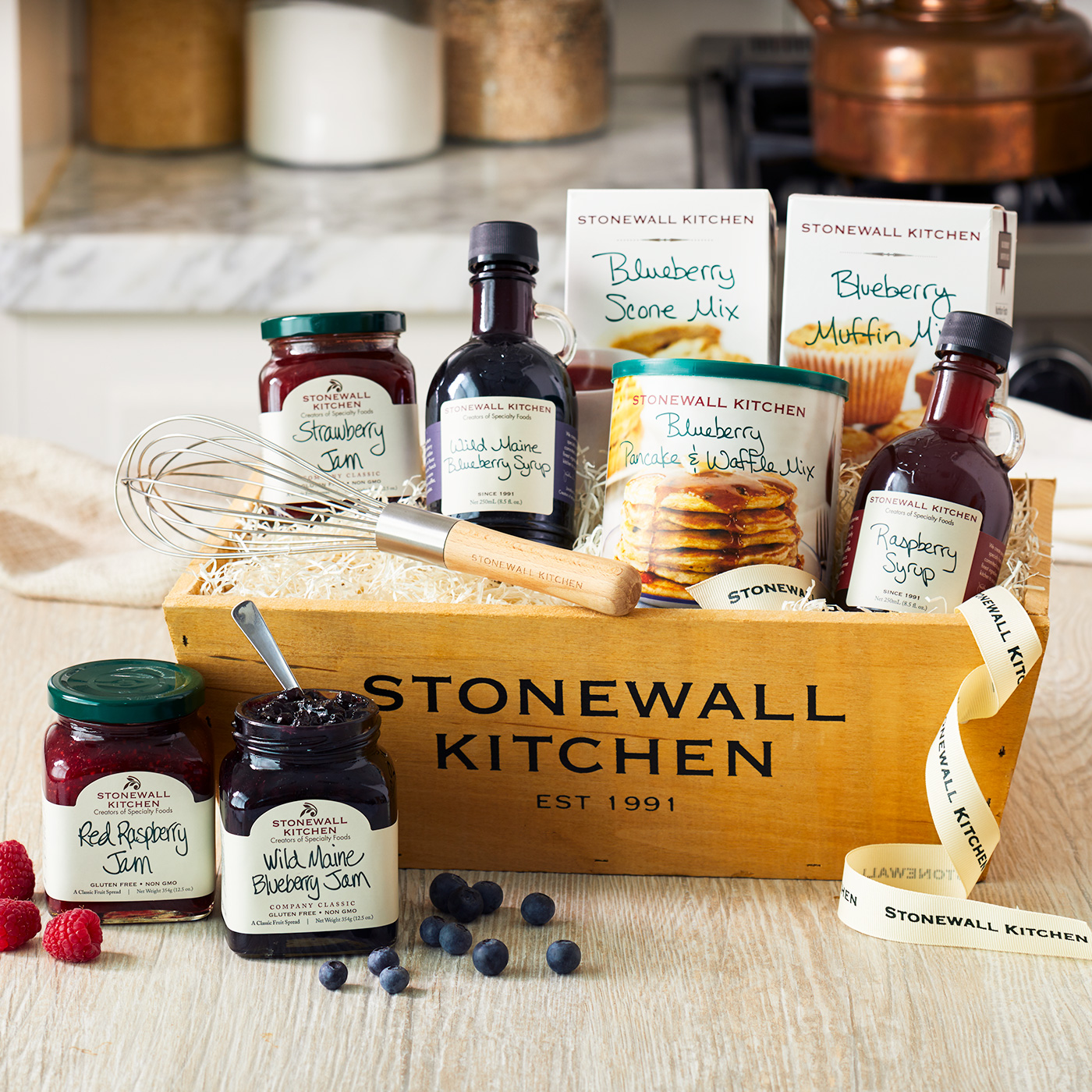Kitchen Gift Baskets: Award-Winning Specialty Food Creators
