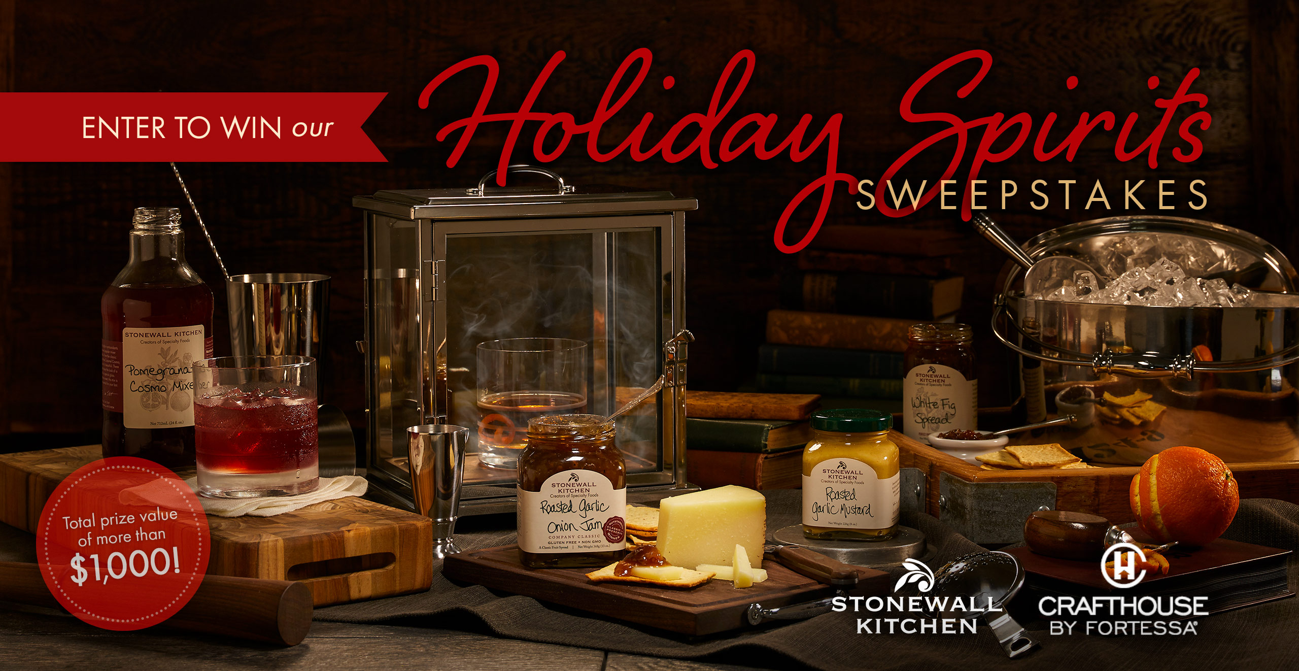 about com sweepstakes one entry our sweepstakes has ended stonewall kitchen 5752