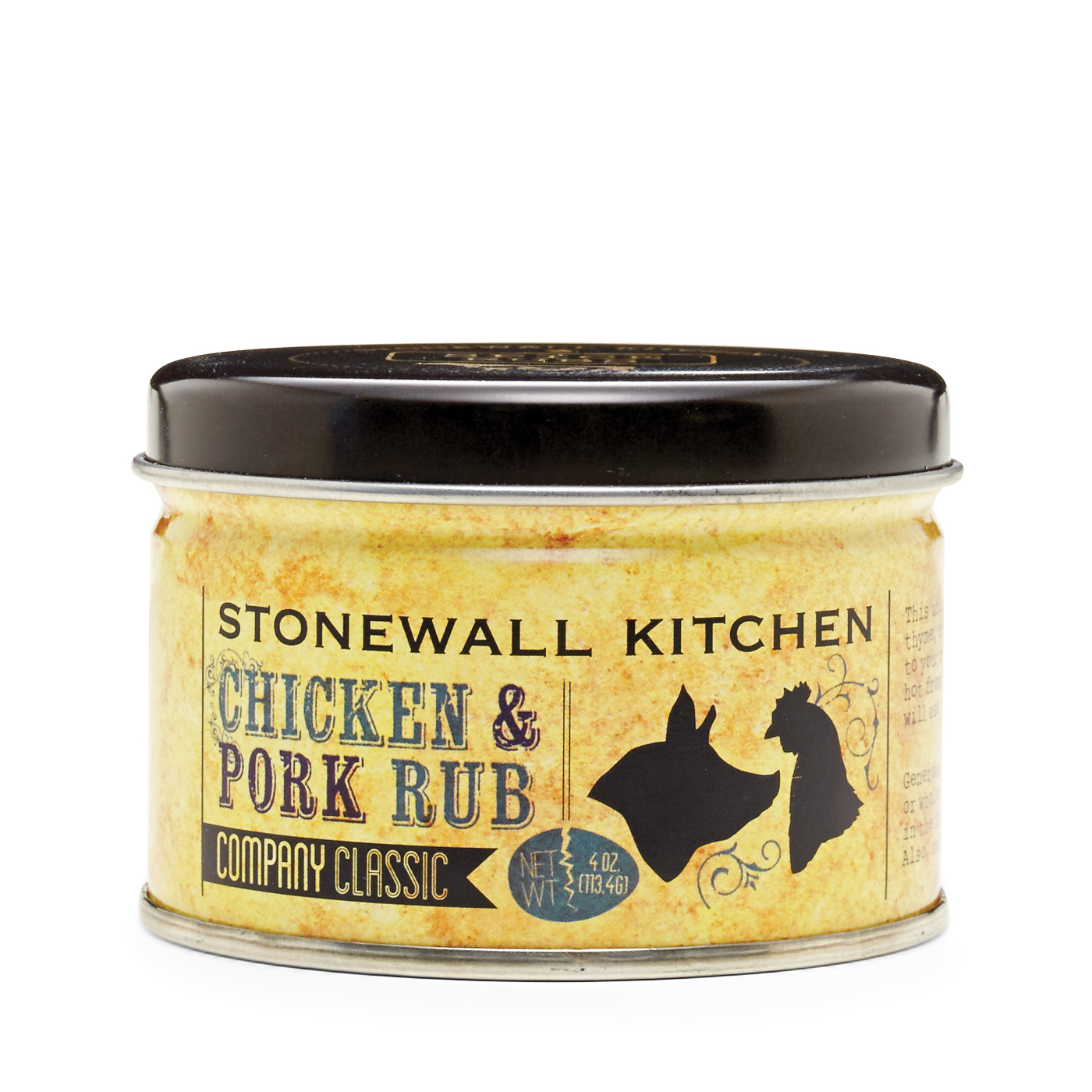Chicken Pork Spice Rub Spices Rubs Pantry Stonewall Kitchen