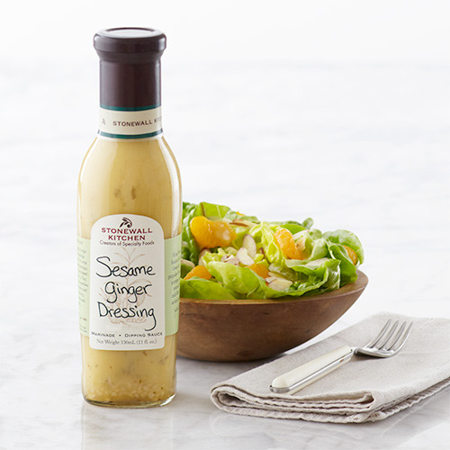 Sesame ginger dressing dressings oils stonewall kitchen Dressing a kitchen