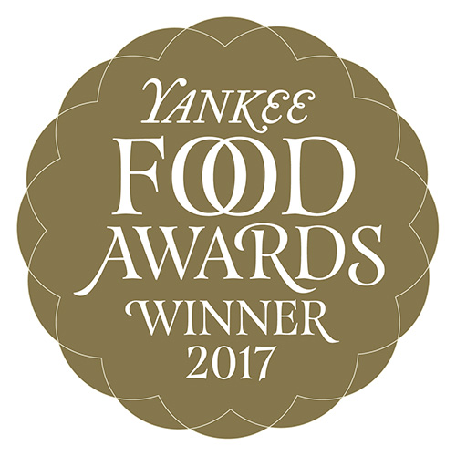 Yankee Food Awards Winner 2017