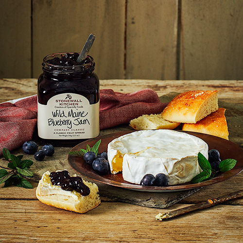 Wild Maine Blueberry Jam | Jams, Preserves & Spreads | Stonewall ...
