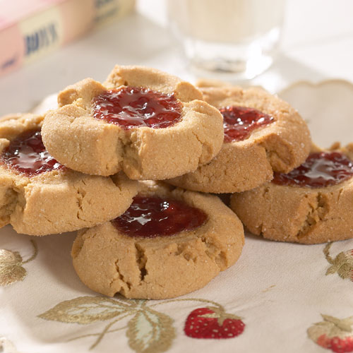 Peanut Butter and Jelly Cookies - Stonewall Kitchen